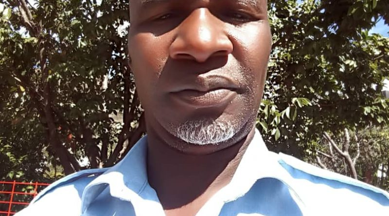 In Picture : ZHOCD Projects Officer-Midlands Philemon                                                                 Handinahama Hwami called on all church leaders to uplift                                                                 the gospel of devolution processes in the community