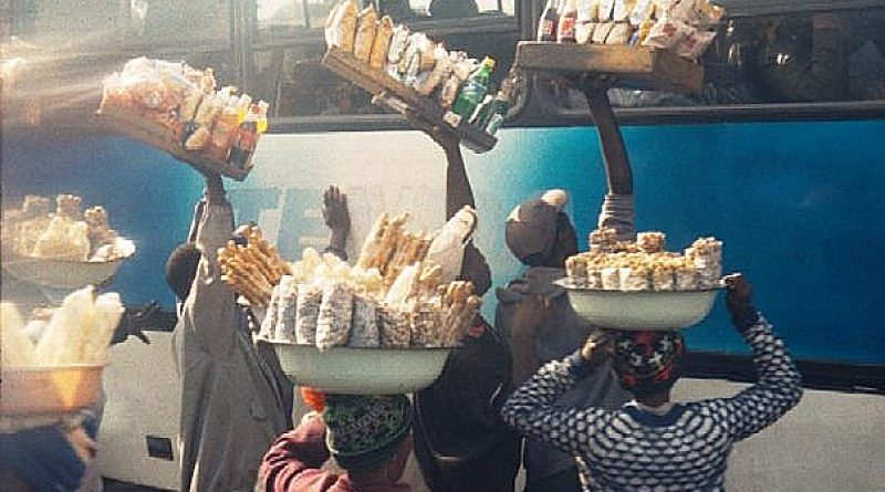 In Picture : Many people have been earning a living through vending