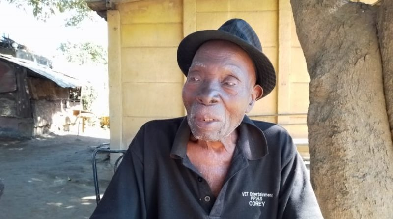 In Picture : Lameck Phiri got a celebration of his life as he turned 100